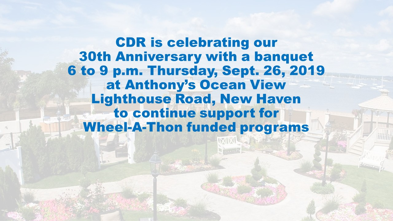 CDR Wheel-A-Thon